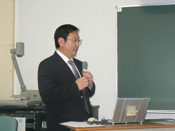 第12回慶北-浜松合同シンポジウム浜松会議