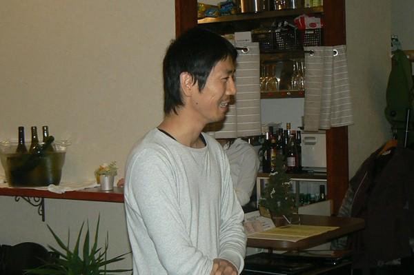 齋藤智一先生