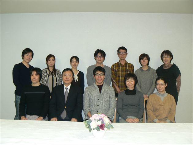 野嶋先生の歓迎会
