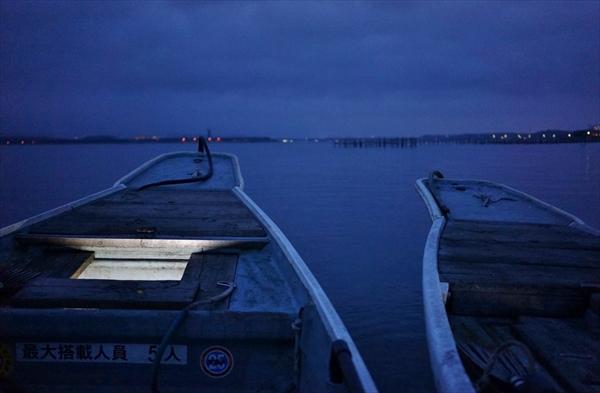 たきや漁(浜名湖)