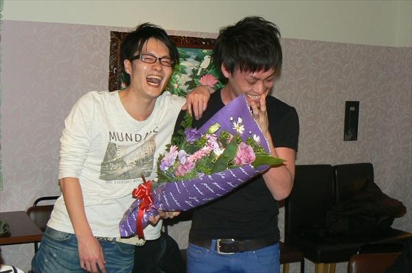 松岡先生ご苦労様でした。
