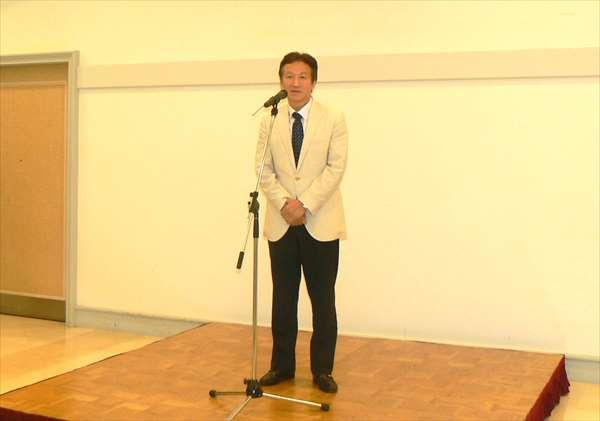 永田豊文遠州眼科医会会長のご挨拶