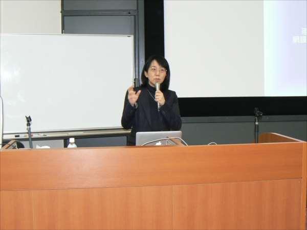 高橋政代先生の講義
