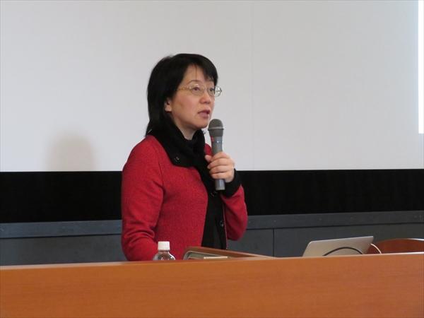 高橋政代先生の講義2018