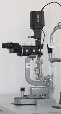 スリットランプ(細隙灯顕微鏡):900BQ LED