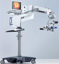 眼科手術用顕微鏡:OPMI Lumera T