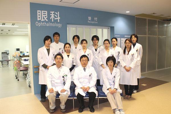 浜松医科大学眼科学教室スタッフ