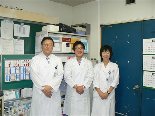 釜山:Busan Paik Hospital, Inje University College of Medicine  Sung-Hyuk Moon先生